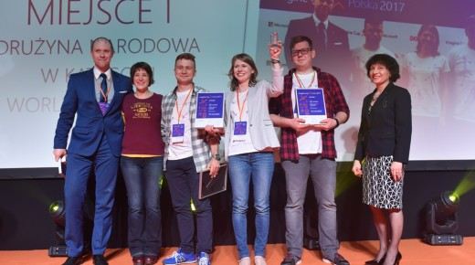 Studenci z Warszawy i Poznania zwycięzcami konkursu technologicznego Imagine Cup 2017!