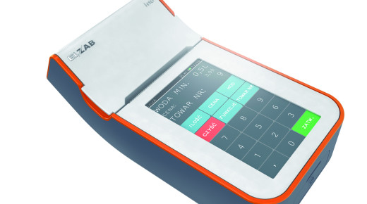 Elzab K10 - mobilna kasa fiskalna. Studium przypadku