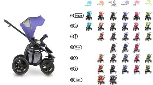 X-move - wielofunkcyjny wózek dziecięcy - studium przypadku autorstwa Andrzeja Śmiałka