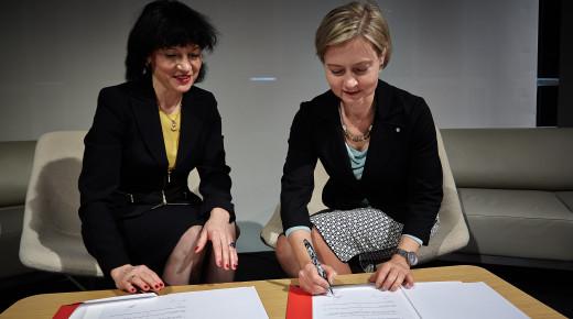 Porozumienie IWP i SPFP dotyczące projektu Wzornictwo-Biznes-Zysk
