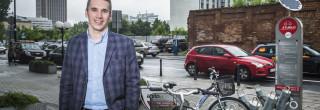 Zrównoważona mobilność - rozmowa z Łukaszem Puchalskim, dyrektorem ds. Inwestycji w warszawskim ZTM