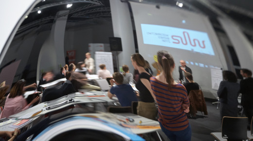 """Wywiady z uczestnikami warsztatów """"Jak zarobić na wzornictwie?"""" Warszawa, 9-10 czerwca 2015 roku"""