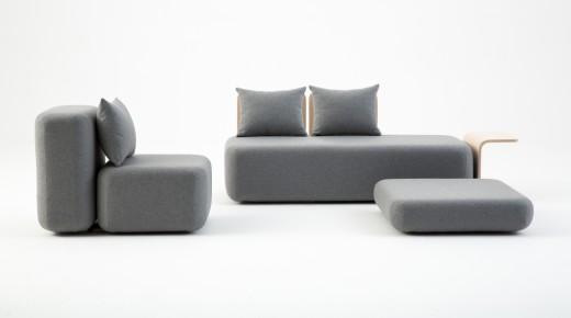 KUBU sofa modułowa - studium przypadku