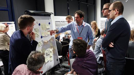 "Edukacja/E-learning ""Metodyka Design Thinking"""