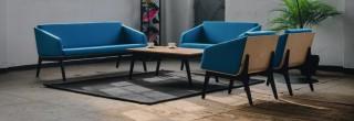 FIN - kolekcja sof i foteli. Studium przypadku