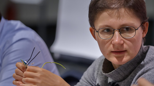 Projektantka Helena Wawrzeniuk z hwstudio o warsztatach