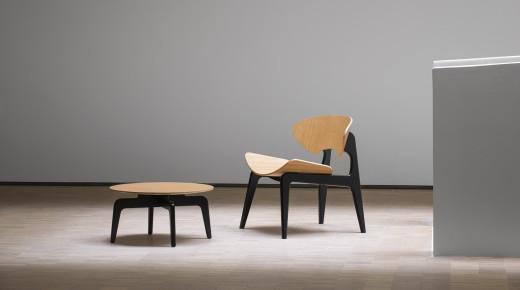 Kanu - kolekcja siedzisk i stolików. Studium przypadku