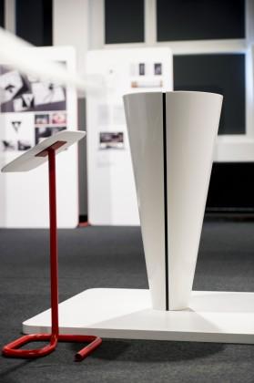 """Umywalka z kolekcji Penta, proj. Przemysław """"Mac"""" S topa (Massive Design), prod. My Bath"""