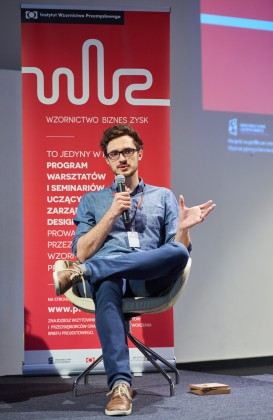 Chris Wacławek (Estimote Inc.)