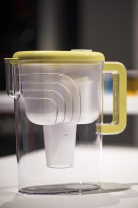 Zelmer PJ2100 dzbanek filtrujący do wody, projekt Autorskie Studio Projektowe - Krzysztof Chróścielewski, Mariusz Włodarczyk, producent Zelmer SA