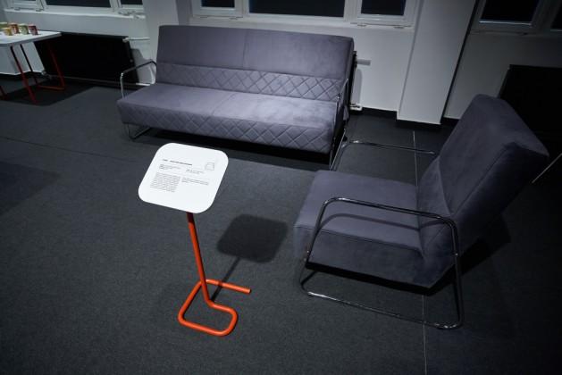 Zestaw mebli wypoczynkowych Flaxo, proj. grupa projektowa Wajnert Meble, prod. Wajnert Meble