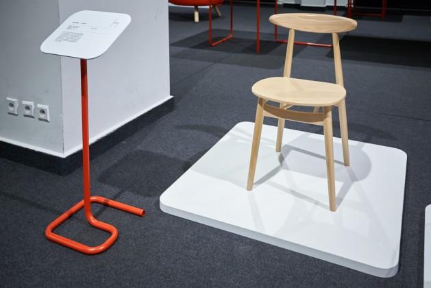 Krzesło Yesterday, proj. Paged Design Team, prod. Paged Meble