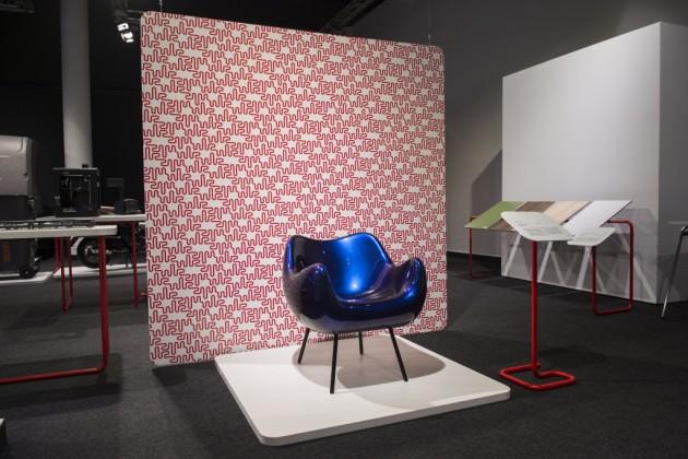 RM58 fotel, projekt Roman Modzelewski, producent Vzór Sp. z o.o.