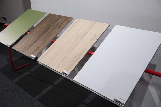 Brzoza POLSKA płyty laminowane (dekory) projekt Studio Rygalik, producent: Pfleiderer Grajewo SA
