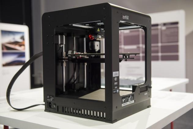 Zortrax M200 drukarka 3D projekt Rafał Tomasiak, producent Zortrax Sp. z o.o.