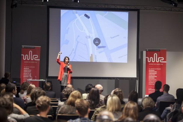 Delia Dumitrescu, gość specjalny, Lead Innovation Architect, ekspert w dziedzinie trendów i innowacji w TrendWatching.com