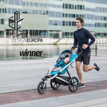 Thule Urban Glide, prod. Thule, fot. materiały prasowe DesignEuropa Awards