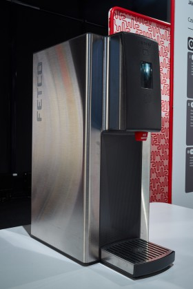 HWD 2105 TOD - warnik gorącej wody, prod. FETCO, proj. ergo:DESIGN, FETCO R&D