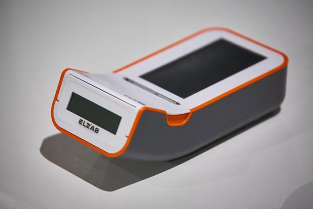 Elzab K10 - mobilna kasa fiskalna