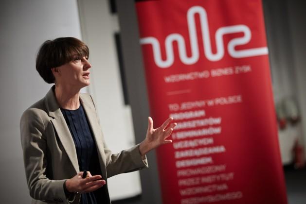 Katarzyna Rzehak, dyrektor kreatywna IWP
