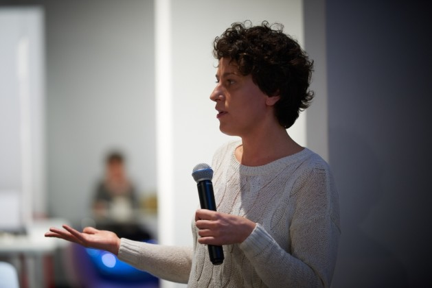 Marzena Chmielewska, Dyrektor Departamentu Funduszy Europejskich Konfederacji Lewiatan
