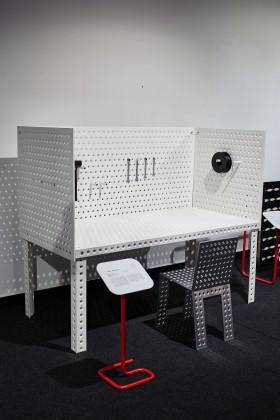 Kolekcja mebli modułowych 3+, proj. Oskar Zięta, prod. ZIETA PROZESSDESIGN