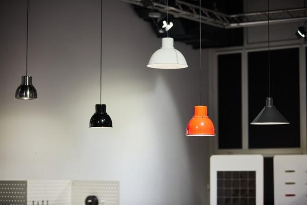 lampa Reflex, proj. Tomasz Andrzej Rudkiewicz, prod. NC.ART