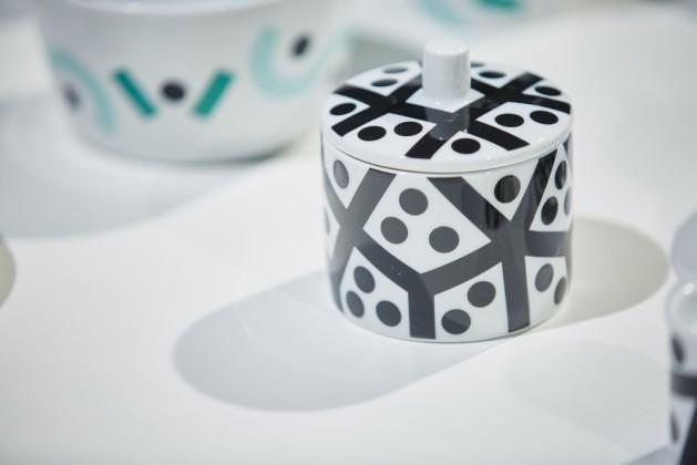 "Kolekcja porcelany Nathalie&George, proj. Maria Jeglińska, prod. Fabryka Porcelany ""Krzysztof"""