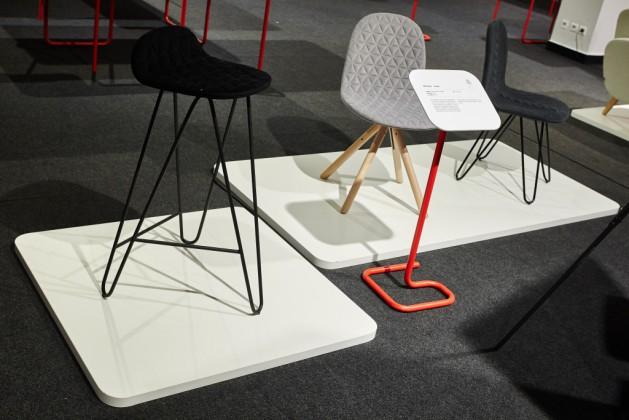Krzesło Mannequin, proj. Gernot Oberfell, Jan Wertel, prod. Iker