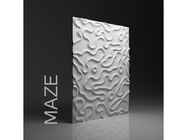 Panele dekoracyjne 3D
