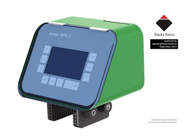 System monitorowania procesów spawania somaARC z rejestratorem RPS-3