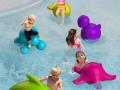 Projekt zabawek do nauki pływania