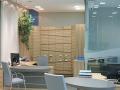 Struktura wody - Projekt biura, mebli i oświetlenia