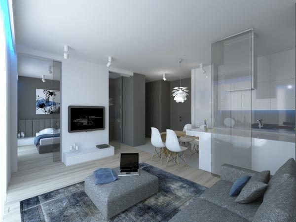Apartament 42 m2 Warszawa
