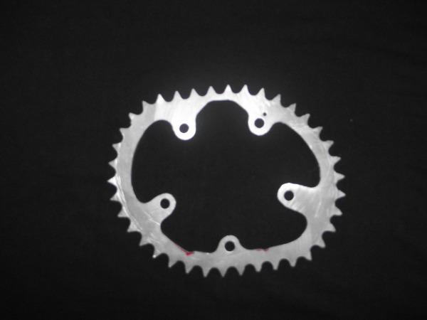 Teoretyczne opracowanie geometrii niekołowych tarcz łańcuchowych do rowerów wraz z opracowaniem technologii ich wytwarzania.