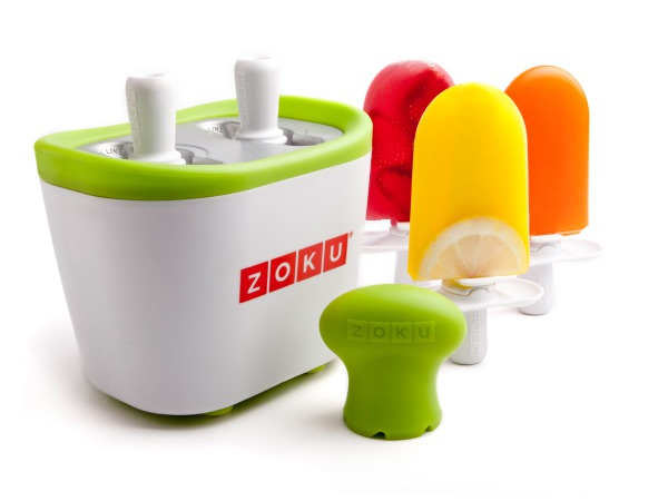 Zestaw do lodów na patyku QUICK POP® - na 4 lody – ZOKU