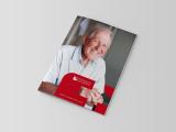 Projekty graficzne dla firmy Pflegehilfe Schweiz