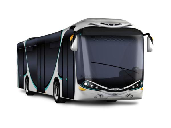 Autobus City Smile (teraz URSUS, dawniej marka AMZ Kutno)