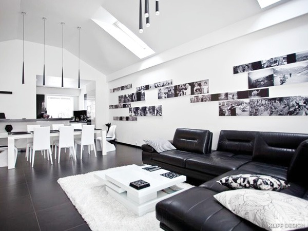 APARTAMENT BLACK&WHITE
