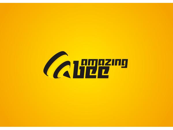 Projekt logo Amazing Bee