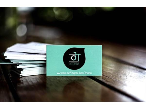 """Logotyp dla """"Fotografia Joanna Tarnawska"""""""