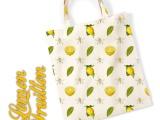 Projekty materiałów reklamowych - torby papierowe i bawełniane