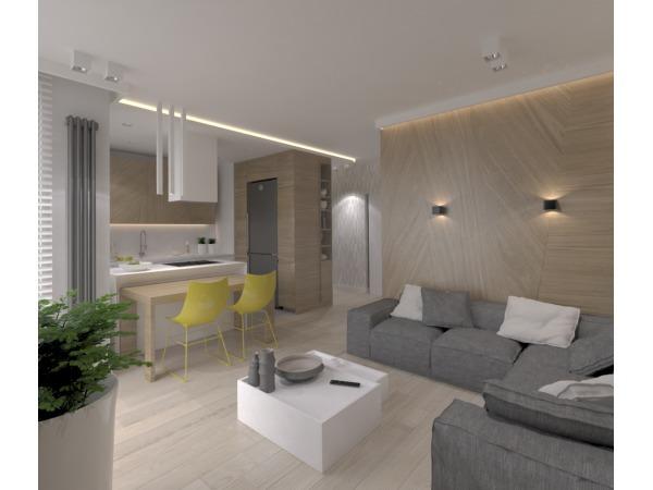 Apartament 65m2 Warszawa