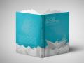 """Projekt okładki książki """"Stać się jak dziecko"""""""