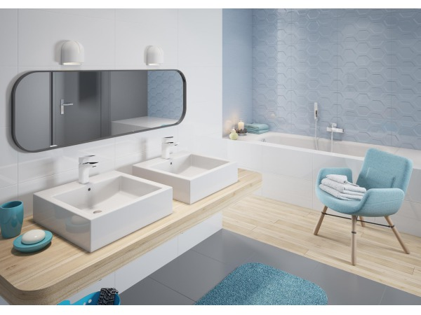 HIACYNT - jubileuszowa seria armatury łazienkowej