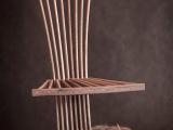 Krzesło ażurowe