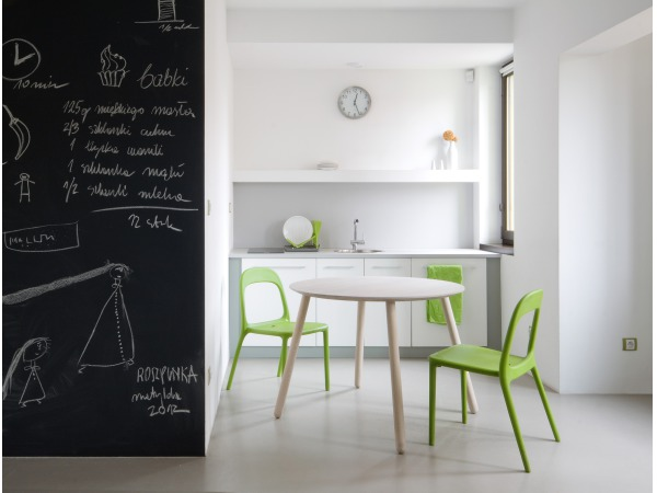 Stół okrągły OX