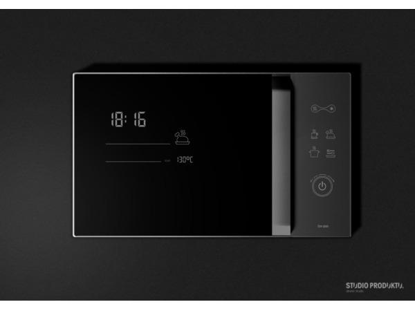 Projekty sprzętów AGD - kuchenka mikrofalowa i płyta indukcyjna