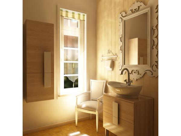 Aranżacja łazienki z produktami Grupy Armatura