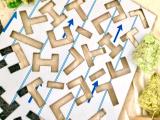 Instalacja Ścienna Alphabet